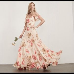 Reformation Lara Dress in Naples